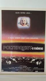 Cartazete Original Filme Poltergeist O Fenômeno 1982 Coleção