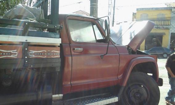 Estou A Venda Caminhão Chevrolet D 60 E Cabine De C 10!