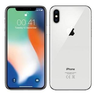 iPhone X 64gb Silver