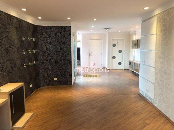 Apartamento À Venda, 180 M² Por R$ 900.000,00 - Santa Paula - São Caetano Do Sul/sp - Ap2561