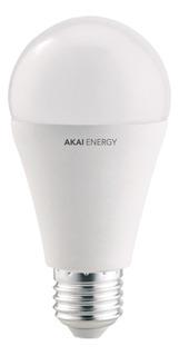 Lámpara Led Akai Energy 18w Cálida / Fría 3000k / 6000k