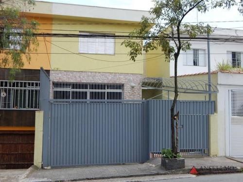 Sobrado Para Alugar, 215 M² Por R$ 3.500,00/mês - Nova Petrópolis - São Bernardo Do Campo/sp - So0816