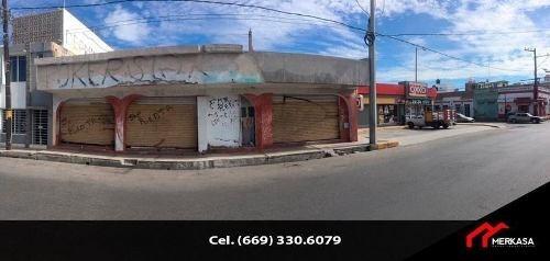 Local En Venta O Renta En Col. Centro Mazatlan