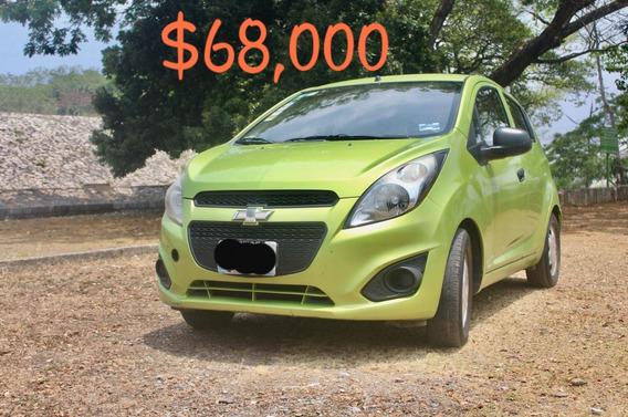 Chevrolet Spark 1.2 Paq B Mt 2013