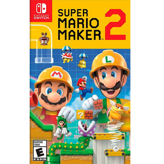 Super Mario Maker 2 - Nintendo Switch + Regalo