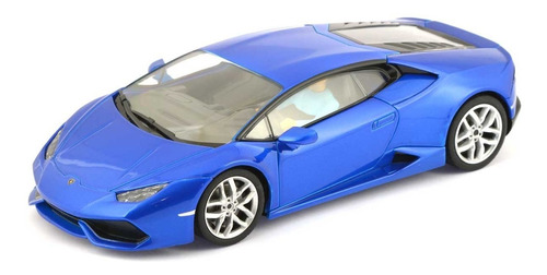 Imagen 1 de 2 de Lamborghini Huracan Listo Para Competir En Tu Pista Slot.