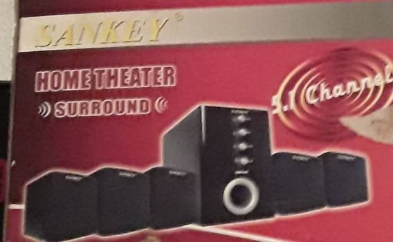 Home Theater Sankey 5.1