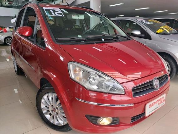 Fiat Idea 1.6 16v Essence Flex Dualogic 5p 2012