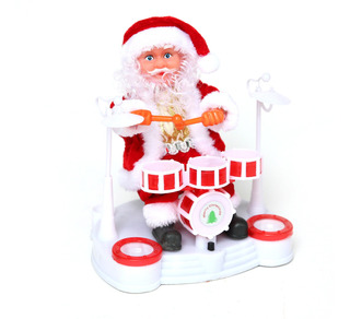 Papá Noel 20x17cm - Tres Modelos