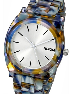 Reloj Nixon A3271116 A327646 Time Teller Watercolor Mujeres