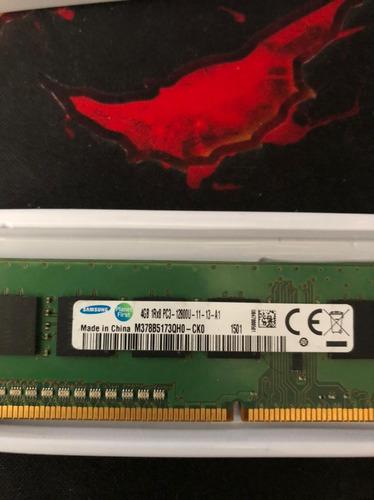 Imagem 1 de 2 de Memoria Ddr3 4gb 1600mhz Pc3 12800