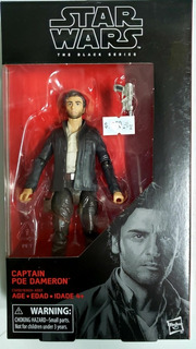 Hasbro Star Wars The Black Series Poe Dameron