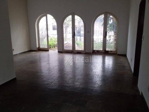 Imagem 1 de 13 de Casa Com 3 Dormitórios, 390 M² - Venda Por R$ 1.200.000,00 Ou Aluguel Por R$ 4.000,00/mês - Jardim Vivendas - São José Do Rio Preto/sp - Ca2671