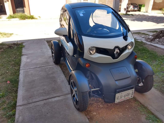 Renault Twizy Techno At 2018