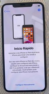 Celular iPhone XS Max Dourado 64 Gb