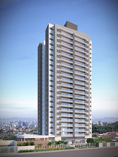 Apartamento Residencial Para Venda, Vila Bertioga, São Paulo - Ap6992. - Ap6992-inc