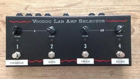 Pedal Voodoo Lab Amp Selector