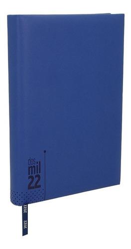 Imagen 1 de 6 de Agenda Diaria Terra 2022 Curpiel Colores Originales Elegante