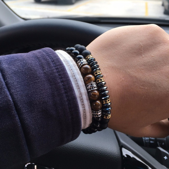 Pulseira Bracelete Em Cobre