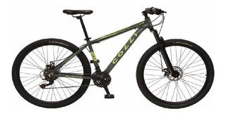 Bicicleta Colli Mtb Aro 29 Alum. 531/33 - Grafite/amarelo