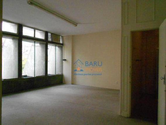 Casa Residencial Para Locação, Vila Buarque, São Paulo - Ca6944. - Ca6944