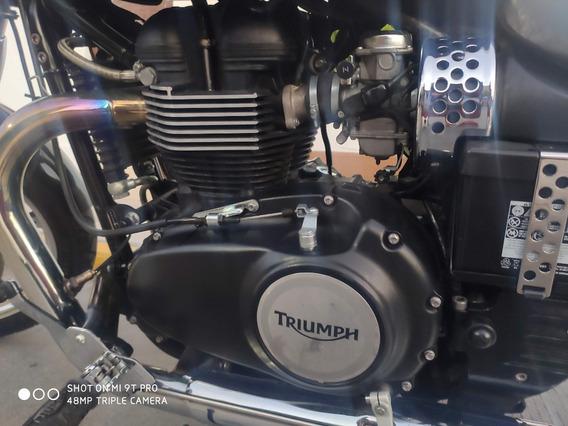 Triumph Speedmaster 2011