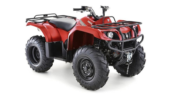 Yamaha Grizzly 4x4