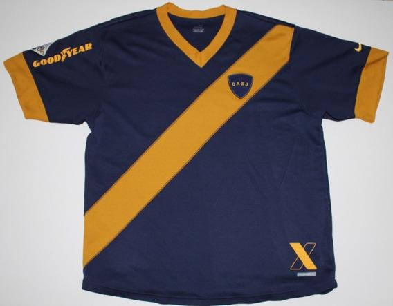 Camiseta De Boca Juniors Original Edición Xentenario 2005