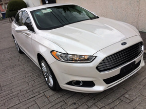 Ford Fusion 2.0 Se Luxury