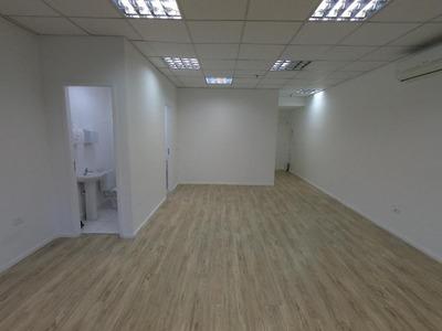 Sala Em Vila Mariana, São Paulo/sp De 48m² Para Locação R$ 2.290,00/mes - Sa254558