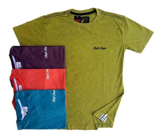 Camisas Masculinas Variadas Marcas 10 Peças Cva