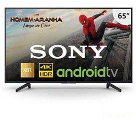 Smart Tv 4k Sony Led 65 4k X-reality - Xbr-65x805g