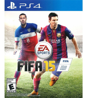 Fifa 15 Ps4 Digital * Juega Con Tu Usuario * Egames