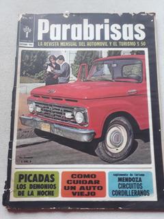 Revista Parabrisas Nº 47 Año 1964 Mendoza Circuitos