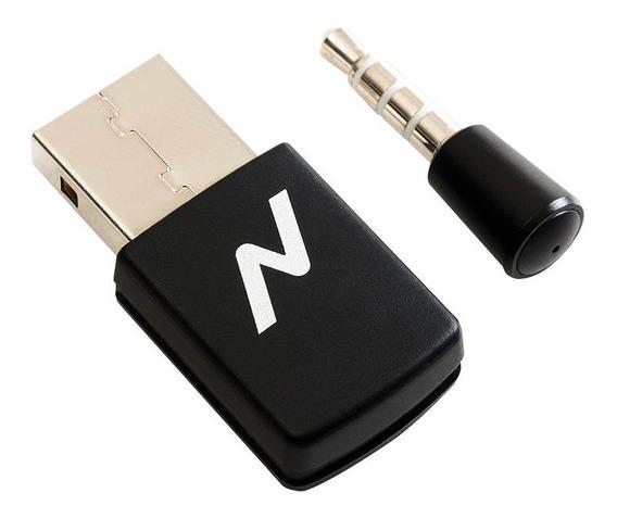 Adaptador De Audio Bluetooth Usb Auriculares Juegos Pc Ps4