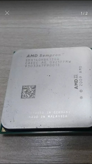 Processador Semprom 140 45w 2.7 Am2+ Am3