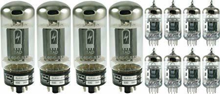 Amplificador Vacuum Tube Set Evh 5150iii 100w Head Tube Am ®