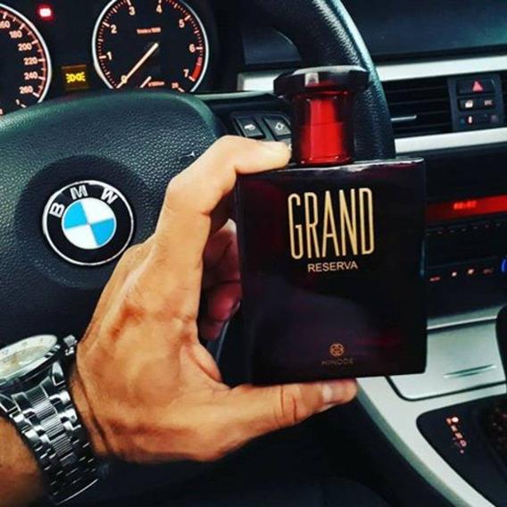 Kit Com 2 Perfumes Masculino Grand Reserva Hinode
