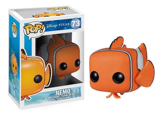Funko Pop! Nemo 73 - Buscando A Nemo - Disney