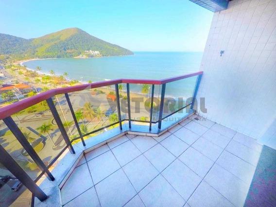 Apartamento Com 3 Dormitórios À Venda, 105 M² Por R$ 650.000,00 - Martim De Sá - Caraguatatuba/sp - Ap0121