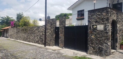 Casa Comercial En Palmira Tinguindin / Cuernavaca - Ifo-148-cc