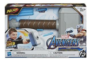 Marvel Avengers Power Moves Martillo De Thor Juguete Hasbro
