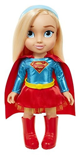 Dc Toddler Dolls 15 Supergirl Toddler Doll Incluye 5 Piezas