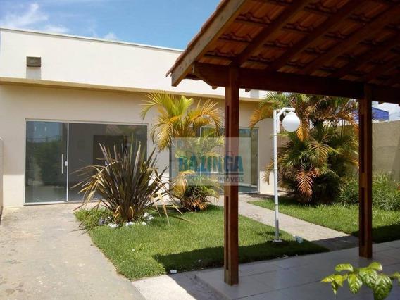 3 Dormitórios Sendo 1 Suíte , Térrea - Ca0369