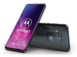 Motorola One Zoom. Nuevo. Dual Sim.4 Cámaras. Cuotas S/int.