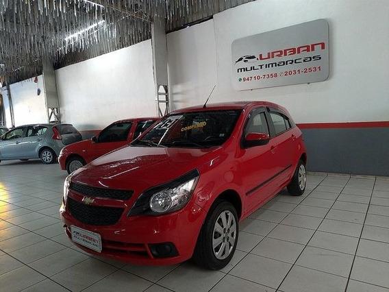 Chevrolet Agile 1.4 Mpfi Lt 8v 2013