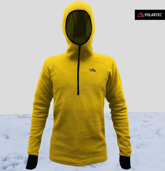 Suéter Polar Vértigo Abanico 200 Hoodie