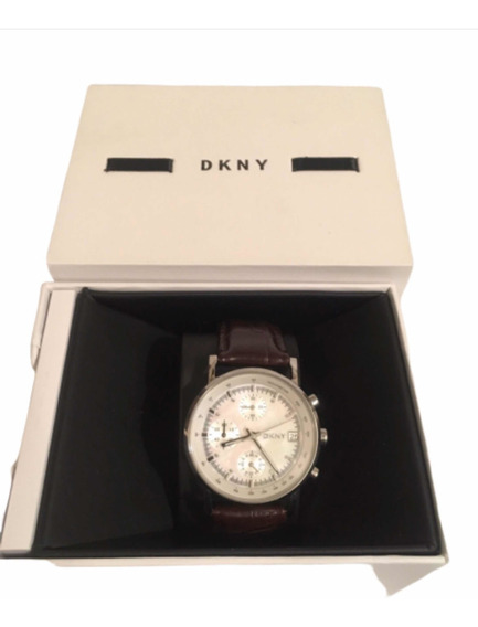 Reloj Para Caballero Dkny Original Mod.ny 4582 Con Su Caja