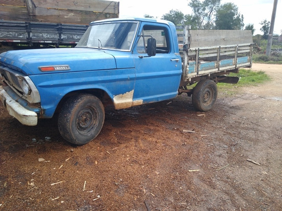 Ford F100 Camionete