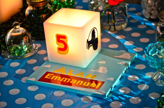 20 Centros De Mesa De Toy Story Aluzza
